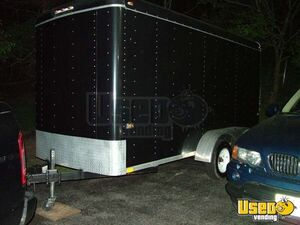 14 x 7 - 2002 Explorer Enclosed Cargo Trailer!!!