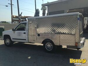 gmc lunch delivery truck for sale in california buy lunch truck. Black Bedroom Furniture Sets. Home Design Ideas