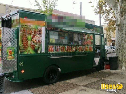 diesel food truck for sale used food truck for pennsylvania. Black Bedroom Furniture Sets. Home Design Ideas