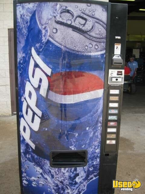 used pepsi vending machine for sale