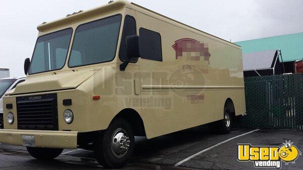 1997 Chevy P30 Bakery Truck