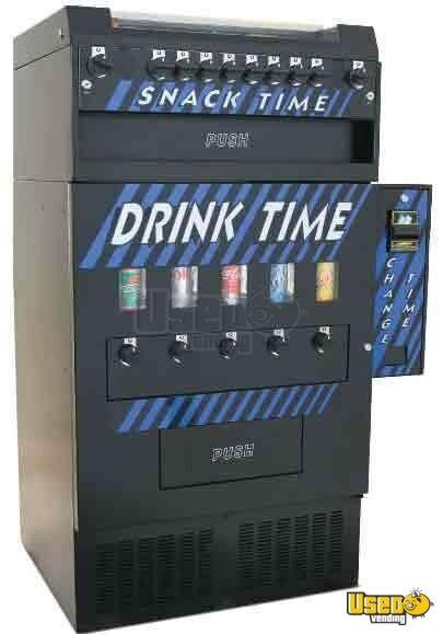 dundas vending machine