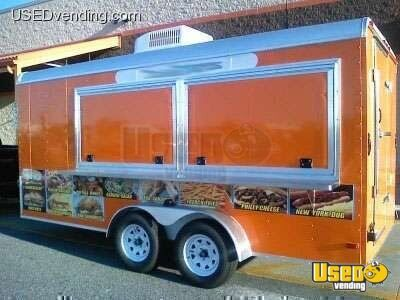 2010 16' x 7' Lark Custom Food Kitchen - New, Never Used!!!