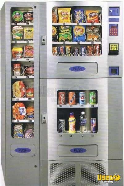 electronic vending machine locations