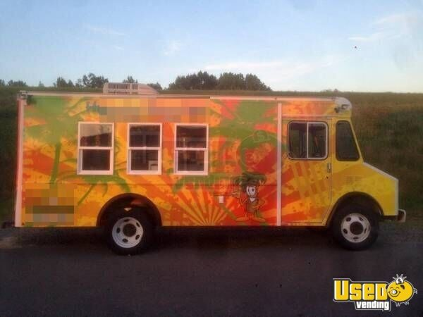 Turnkey GMC Hawaiian Shaved Ice Truck in Arkansas for Sale!!!