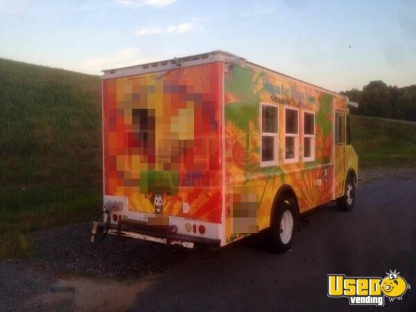 Turnkey GMC Hawaiian Shaved Ice Truck in Arkansas for Sale - 2