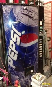 Rowe,coke,pepsi Dixie Narco Soda Machine 6 Illinois for Sale