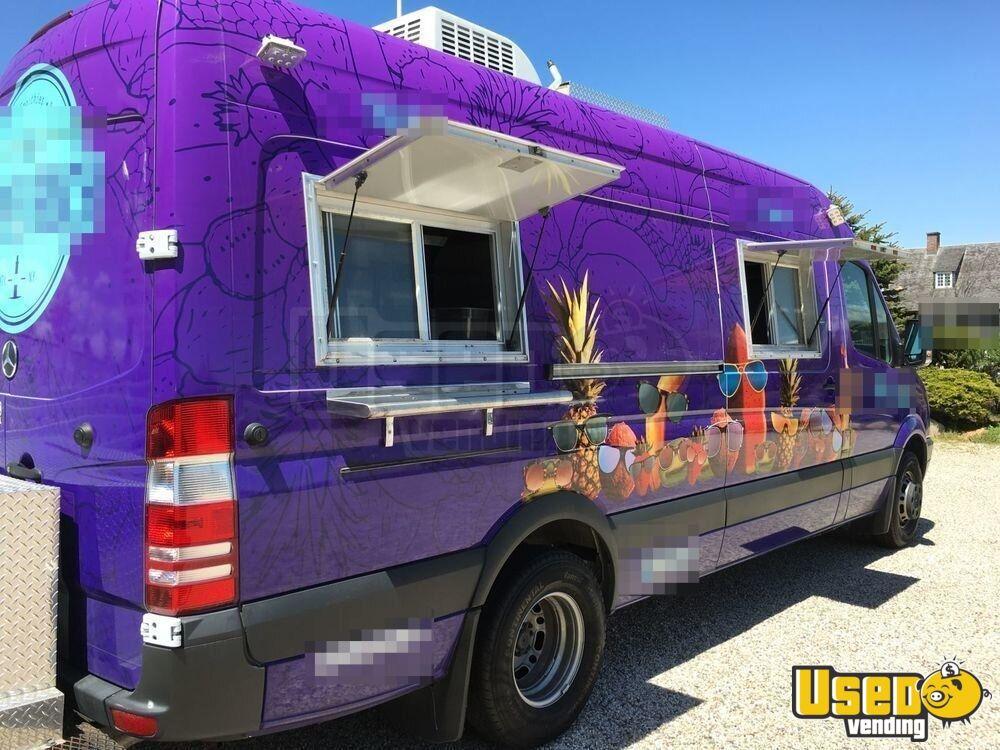 2013 mercedes food truck mobile kitchen for sale in new york. Black Bedroom Furniture Sets. Home Design Ideas