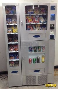 Office Deli Snack Soda & Entree Combo Vending Machines for Sale North Carolina!