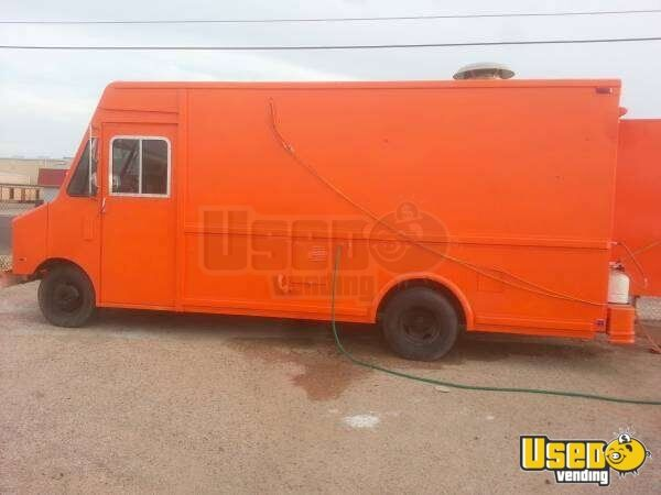 Trucks For Sale In Okc >> Ford Food Truck for Sale in Oklahoma | Buy Mobile Kitchen