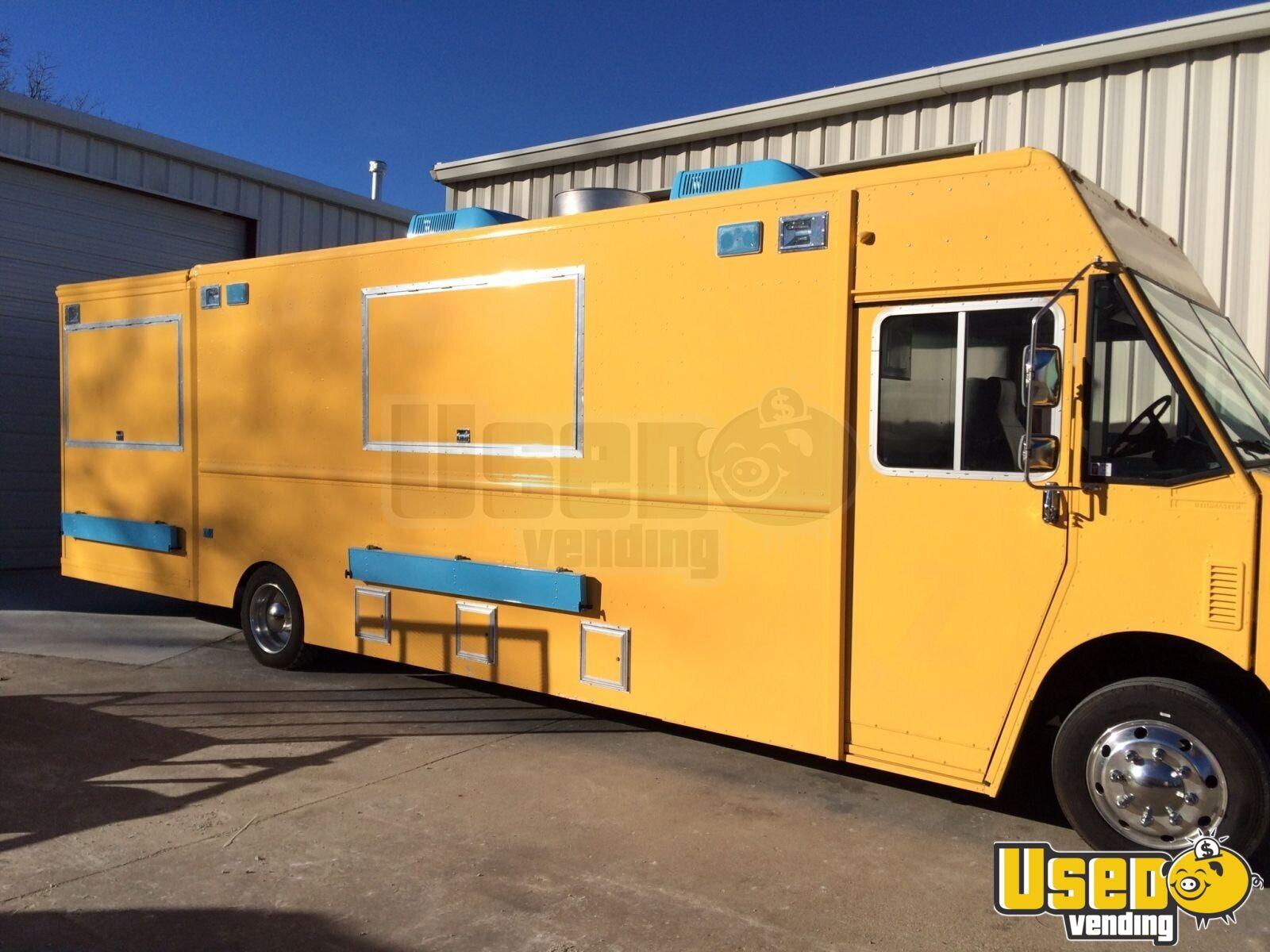 used 2014 freightliner food truck in kansas for sale mobile kitchen. Black Bedroom Furniture Sets. Home Design Ideas