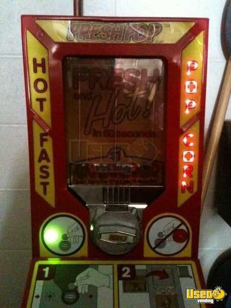 used pop vending machine