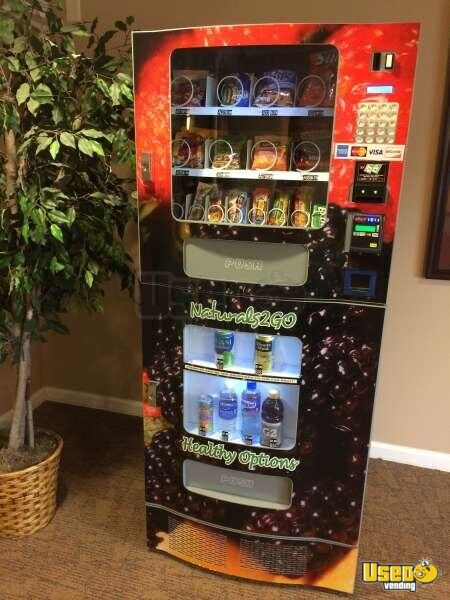 Naturals 2 Go Healthy Vending Machines For Sale In