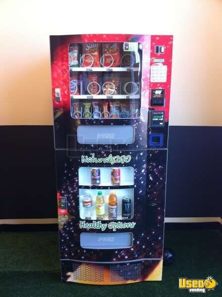 Naturals 2Go Healthy Machines | Vending Machine Route for ...