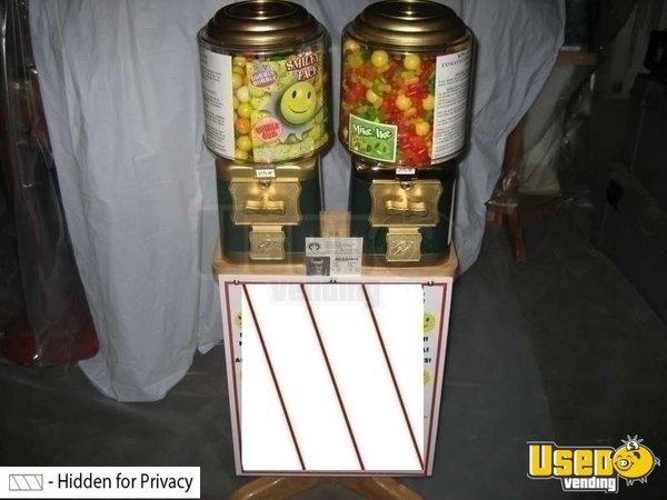 Cleveland Bulk Candy Vending Machine Route for Sale!!!