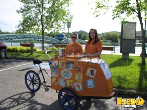 Vintage Dickie Dee Ice Cream Cart Ice Cream Trike New