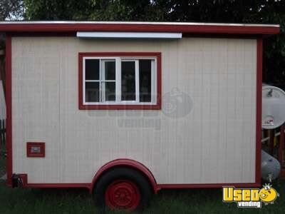 6 X 10 CUSTOM MADE CONCESSION TRAILER!!!