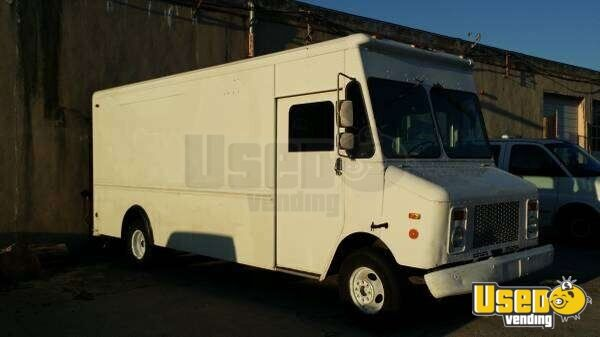 for sale used chevy food truck in georgia mobile kitchen. Black Bedroom Furniture Sets. Home Design Ideas