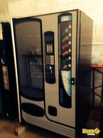 Usi 3155 Combo Vending Machine Wittern Machine For Sale
