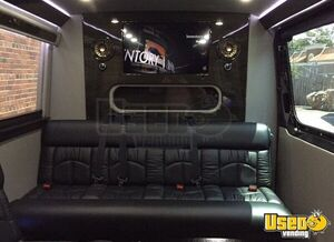 Midwest Automotive Designs Sprinter Van Limo for Sale in Ohio - Small 8