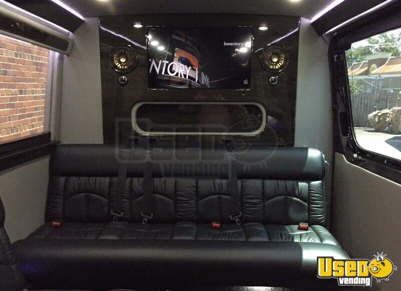 Midwest Automotive Designs Sprinter Van Limo for Sale in Ohio - 8
