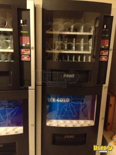 rs 800 850 combo vending machine