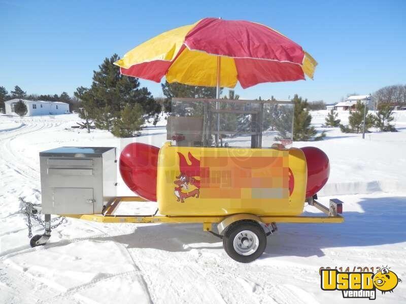 Hot Dog Cart Near Me