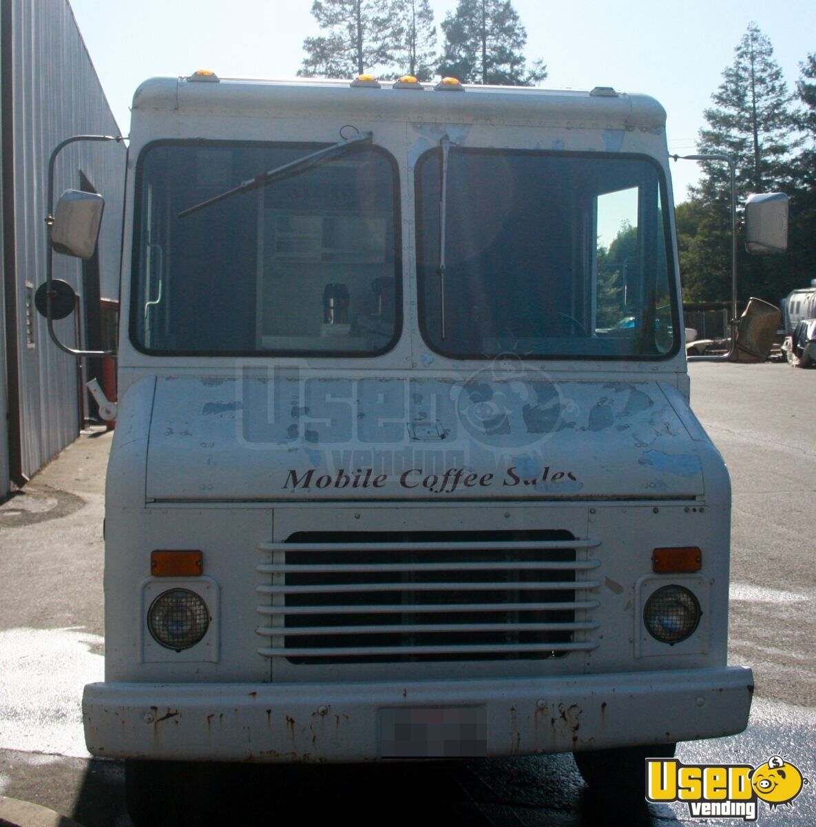 1985 Coffee Truck for Sale in California | Used Lunch Truck