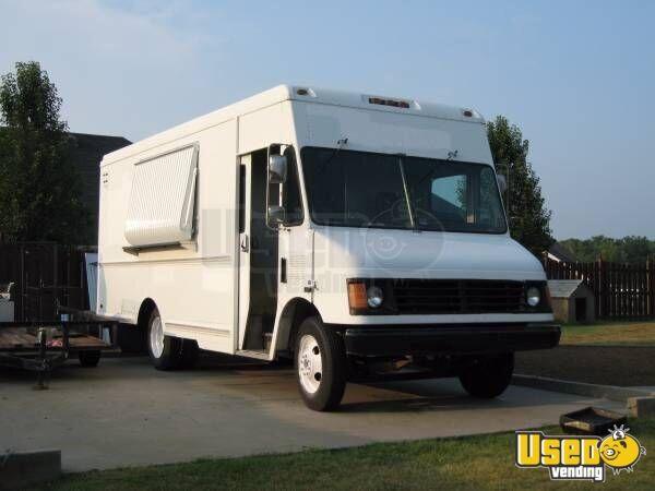 gmc food truck mobile kitchen for sale in georgia. Black Bedroom Furniture Sets. Home Design Ideas
