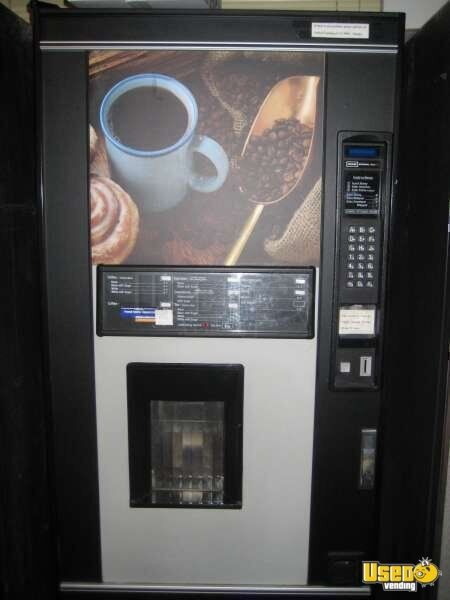 Electrical Snack Amp Soda Vending Machines Crane National