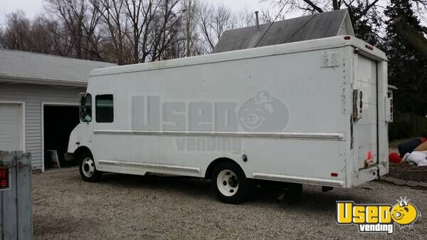 25 39 gmc step van truck used step van for conversion for sale in illinois. Black Bedroom Furniture Sets. Home Design Ideas
