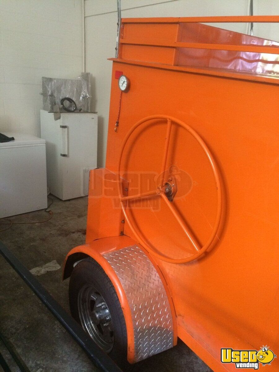 Ice Cream Trucks For Sale >> 2011 - 6' x 4' Food Corn Roaster | kitchen trailer for ...