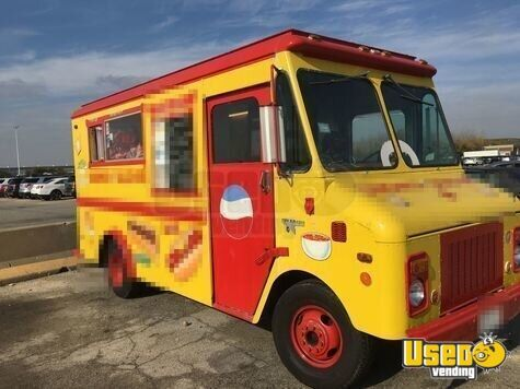 chevy food truck mobile kitchen for sale in illinois. Black Bedroom Furniture Sets. Home Design Ideas