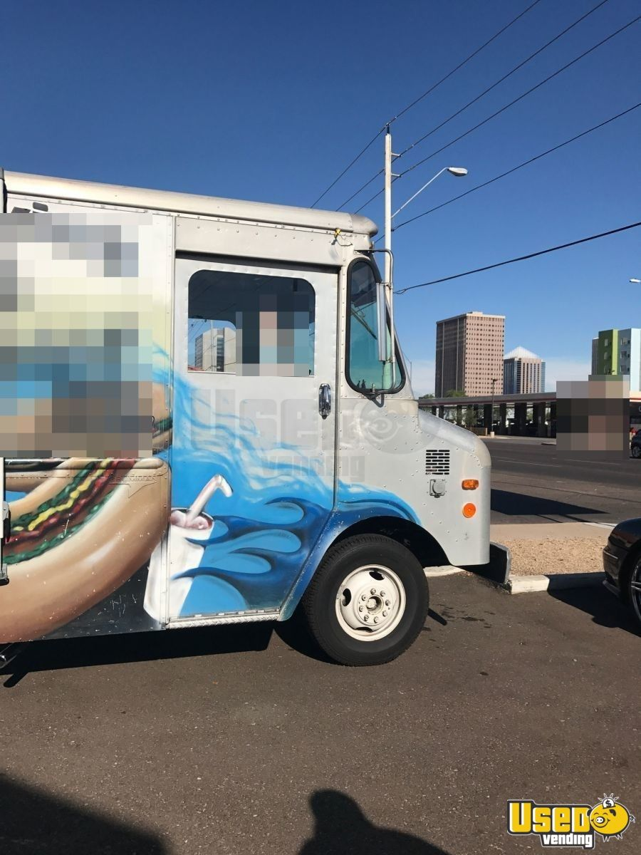 Chevy Food Truck for Sale in Arizona - 4