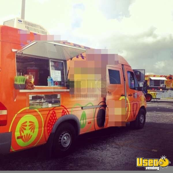The Dream Kitchen Food Truck
