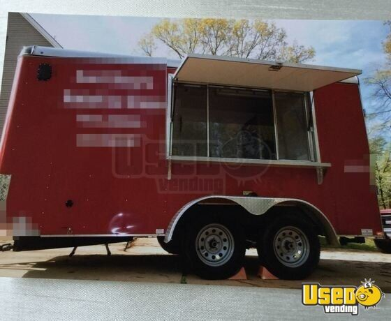 2014 7 39 x 14 39 ice cream food concession trailer kitchen trailer for sale in alabama. Black Bedroom Furniture Sets. Home Design Ideas