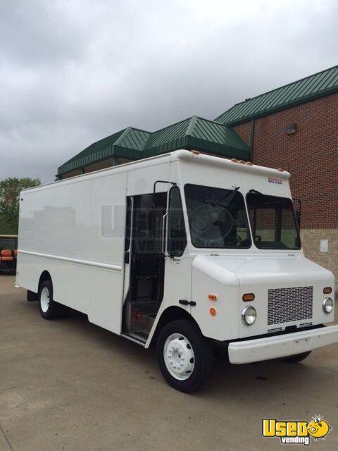 gm workhorse food truck mobile kitchen for sale in tennessee. Black Bedroom Furniture Sets. Home Design Ideas
