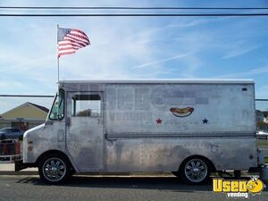 Used Chevy Lunch Truck In Kansas For Sale Canteen Truck