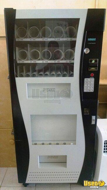 genesis snack  u0026 soda machine