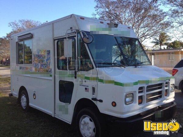 used freightliner pizza truck for sale in florida food truck. Black Bedroom Furniture Sets. Home Design Ideas