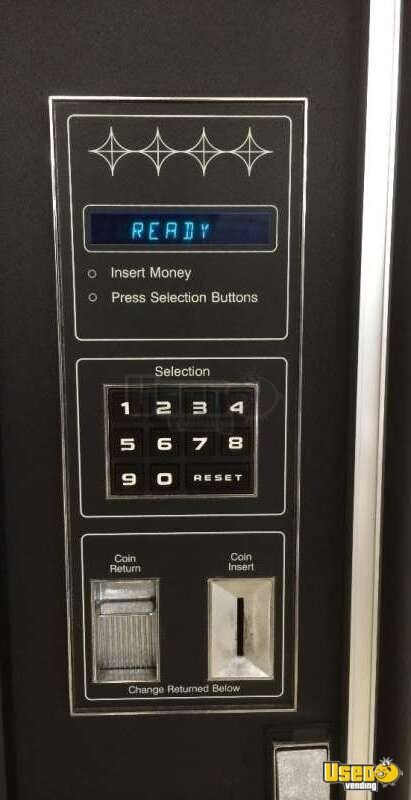rowe vending machine