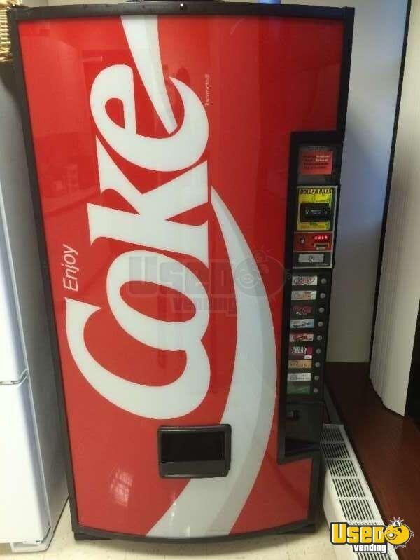 Royal Vendors Rvcc 390 9 Soda Vending Machine For Sale
