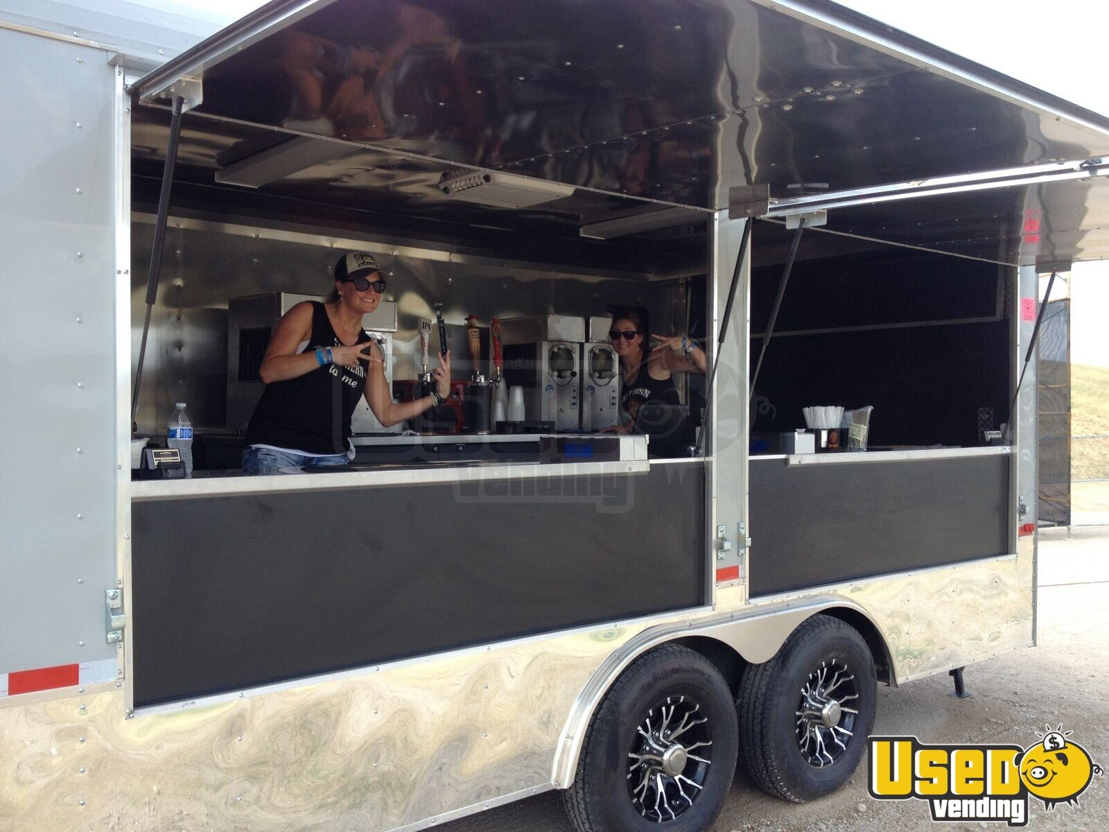 2014 Mobile Bar Trailer In Texas For Sale Used Mobile