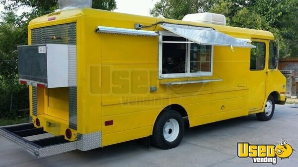 for sale chevy food truck for sale in texas used food truck. Black Bedroom Furniture Sets. Home Design Ideas