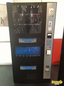 (1) - 2012 RS800 1-800-Vending Electronic Snack & Soda Combo Vending Machine!!!