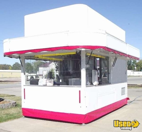 Concession Trailer Mobile Kitchen For Sale
