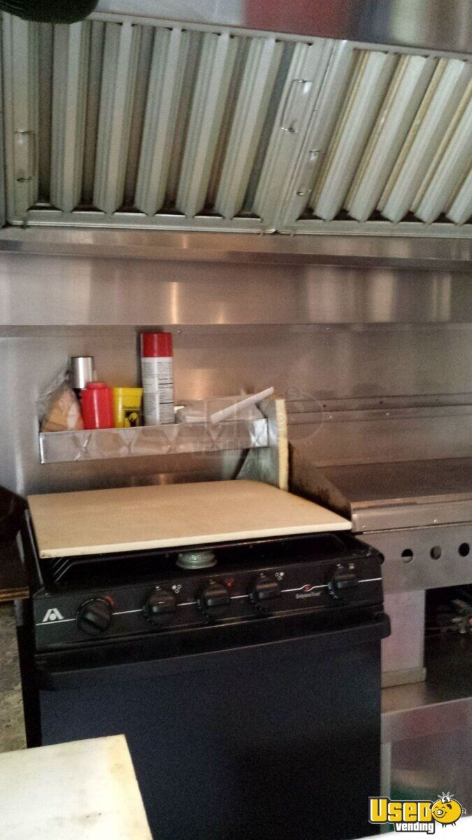 Used 10' Pace American Concession Trailer