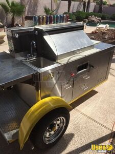 Used 8' Hot Dog Cart in Arizona for Sale!!!