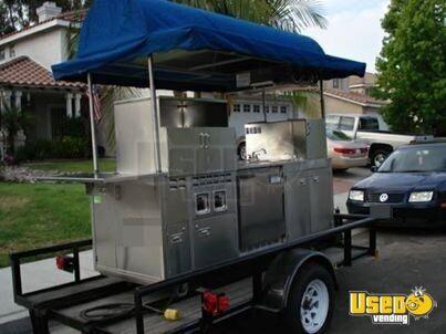 used kevry hot dog cart in california for sale food cart. Black Bedroom Furniture Sets. Home Design Ideas
