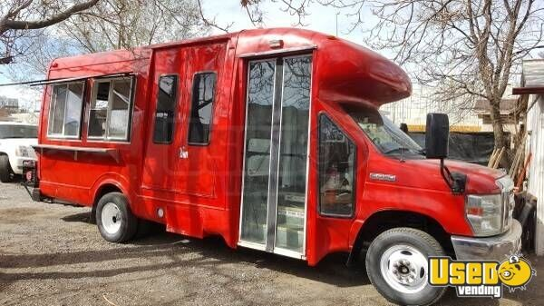 ford food truck mobile kitchen for sale in colorado. Black Bedroom Furniture Sets. Home Design Ideas